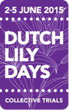 Dutch Lily Days 2 - 5 June 2015